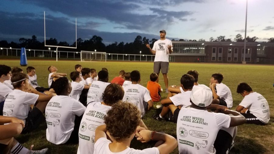 Piney Woods Passing Academy debuts