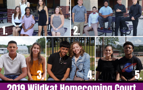 Homecoming kicks off with parade on Monday