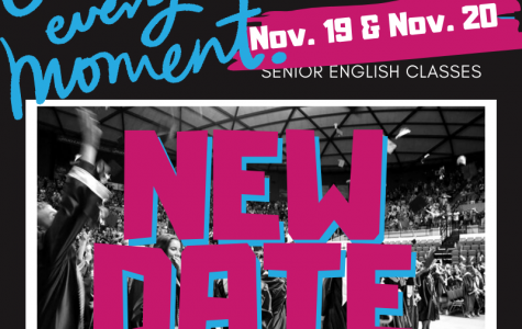 Senior pictures date changes to Nov. 19 & Nov. 20
