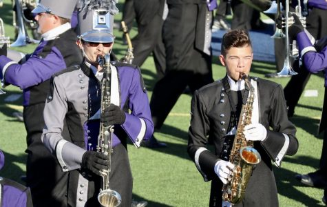 Band qualifies for area competition