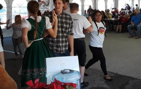 German dance group debuts at Tomball Winterfest