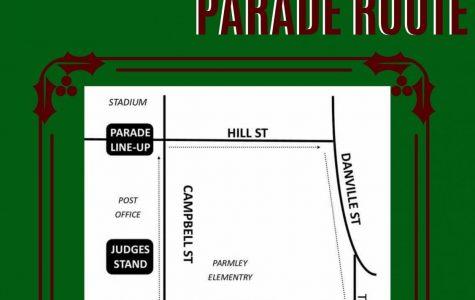 Christmas parade set for Saturday