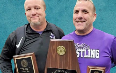 Wrestlers 'refuse to lose' on the road to regionals