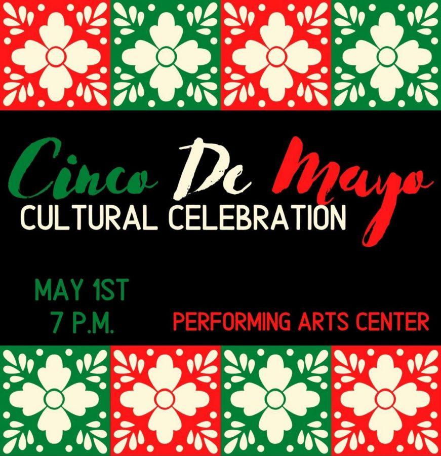 Cinco de Mayo celebration set for May 1st