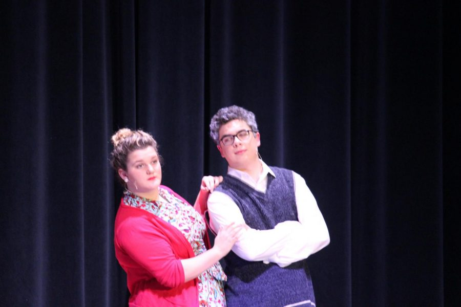 Bye Bye Birdie took the stage of the WISD Performing Arts Center Jan. 31 and Feb. 1. The musical was a collaborative effort of choir, drama, band with sets created by the Visual Arts Department and programs designed by Wildkat Media.