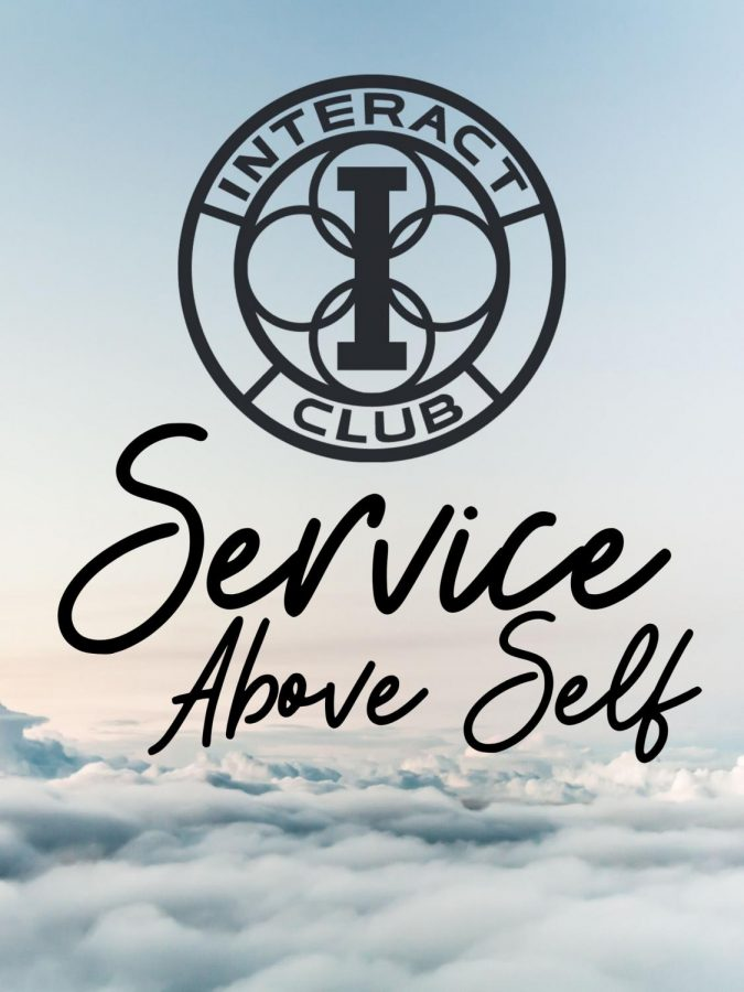 SERVE.+The+Interact+Club+promotes+Service+Above+Self.+They+will++give+back+to+the+community+this+week+with+their+Valentine%27s+Party+for+a+Purpose.+