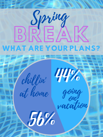 Spring break plans filled with fun, sun, family