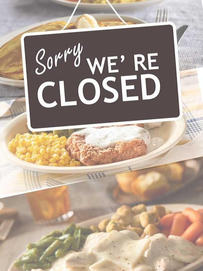 COVID-19 has closed many area businesses. Editor Kelsey Soape shares the lessons she has learned since being sent home from her job as a waitress.