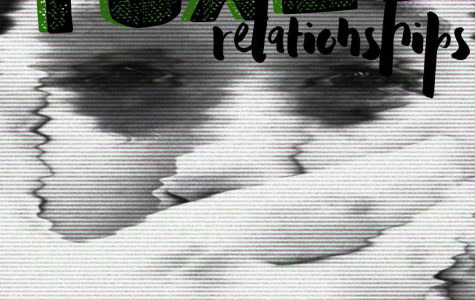 Surviving Toxic Realtionships is the first story in the series. All stories marked with the Issue Issue logo were written as part of an in-depth project of the newspaper staff.