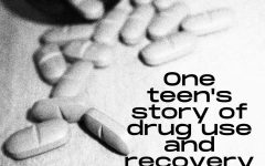 One student shares his struggle with drugs to help others struggling with substance abuse.