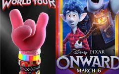 Many new movies are available for streaming and download early. Some of these movies include: Trolls World Tour, Sonic the Hedgehog, and Onward.