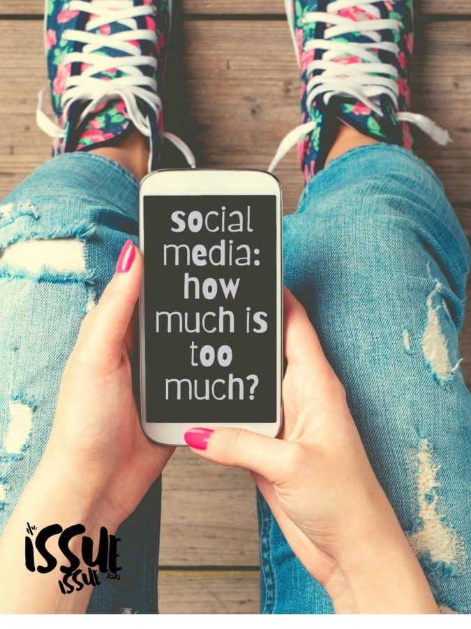 Social media sites such as Instagram and Snapchat have become part of everyday lives for many teens.