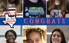 Six members of the Wildkat Media have collected enough points to be members of the All-State Journalism staff.