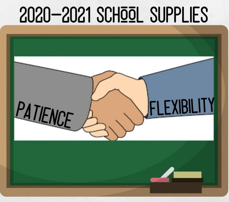 Patience, flexibility keys to successful start of school
