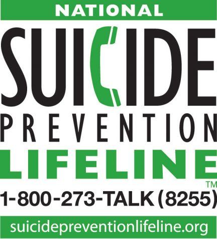 HELP IS JUST ONE CALL AWAY. The National Suicide Prevention Lifeline is a 24-hour hotline.