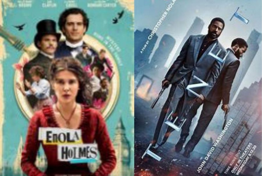 NEW TO WATCH. Tenet and Enola Holmes both add a little of the extraordinary to the movie world.