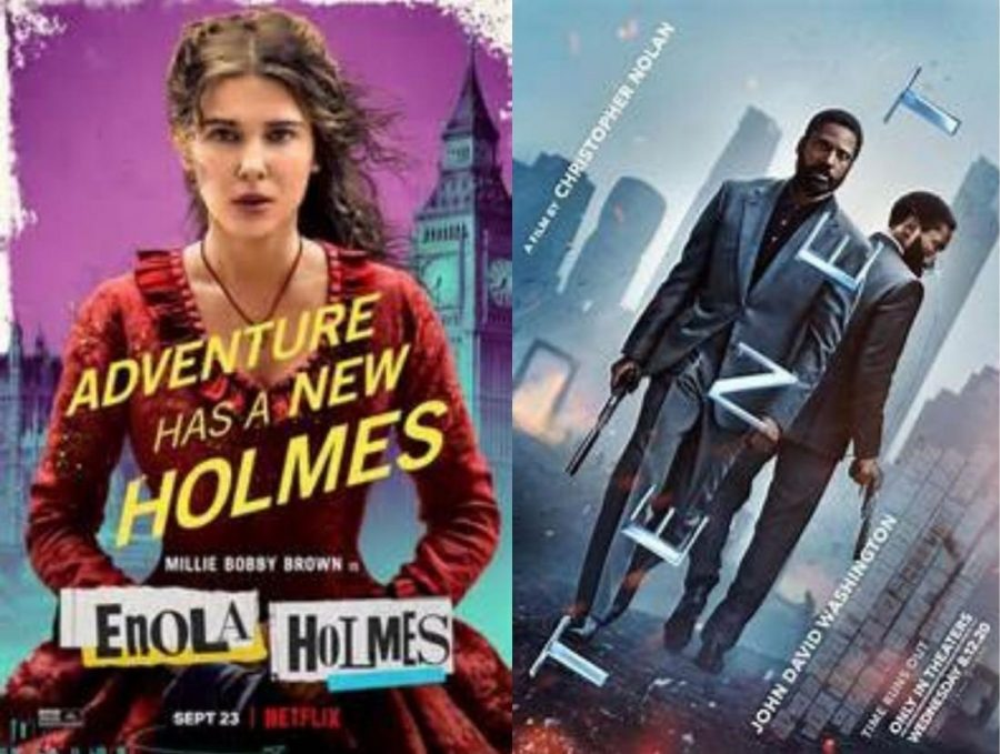 NEW+TO+WATCH.+Tenet+and+Enola+Holmes+both+add+a+little+of+the+extraordinary+to+the+movie+world.+