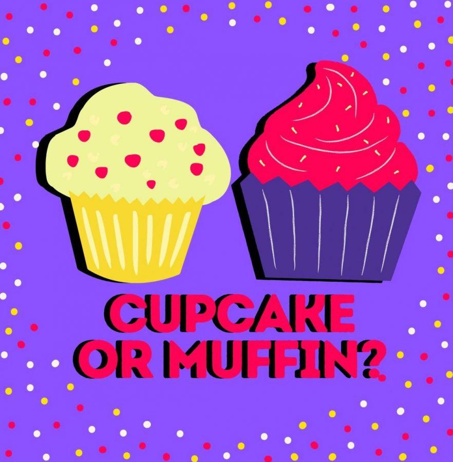 Cupcake vs. muffin: do not sugar coat the truth