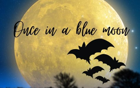 ONCE IN A BLUE MOON. This Halloween, the world will experience a blue moon, a rare occurrence that has not happened since the 1940s.