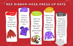 DRESS UP DAYS. Red Ribbon Week was founded in 1985 in honor of fallen Drug Enforcement Administration special agent, Enrique Camerena. When he was investigating some drug traffickers in Mexico, he was brutally murdered by the suspects. In order to honor him after he died, people started to wear red ribbons.