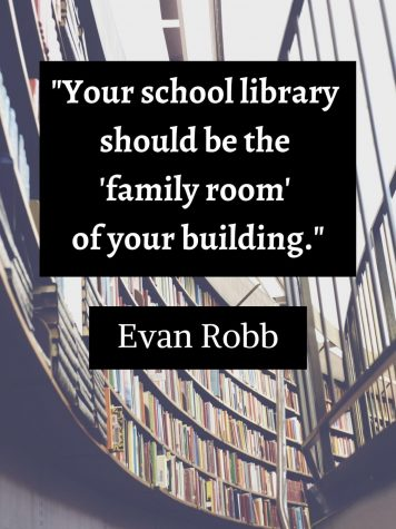 The school has set out plans for renovations to make the library a more comfortable environment for students.