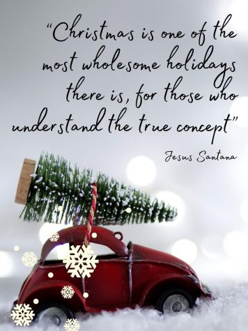 Christmas is one of the most wholesome holidays there is, for those who understand the true concept.