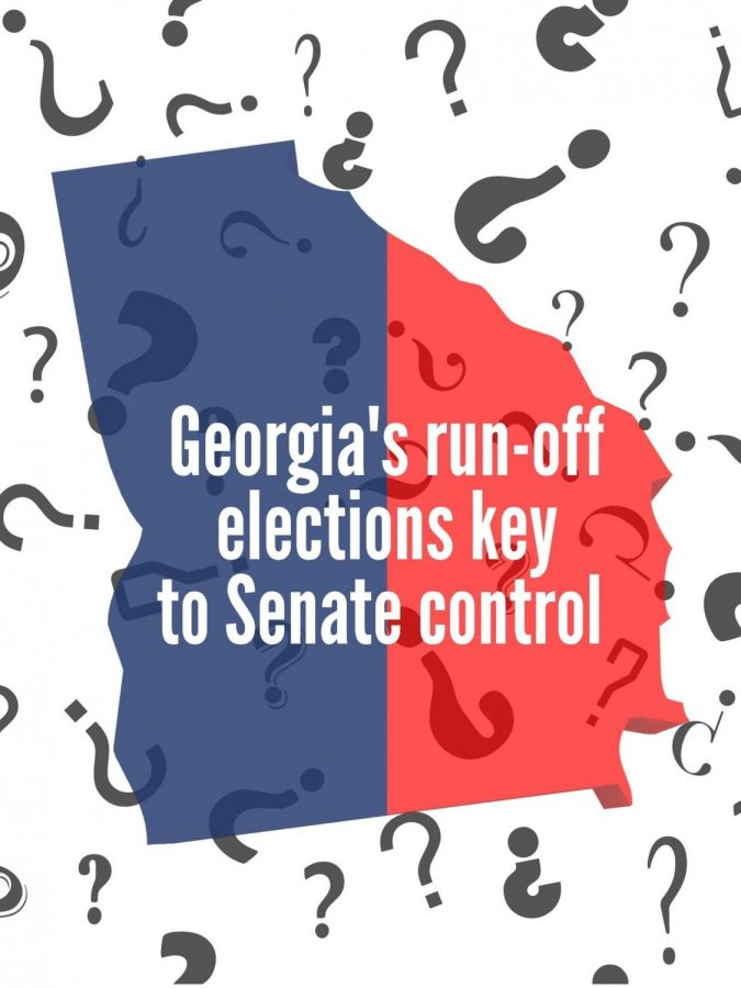The future of America is dependent on two Senate seats up for grabs in Georgia.