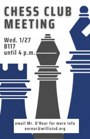 Chess Club Meeting