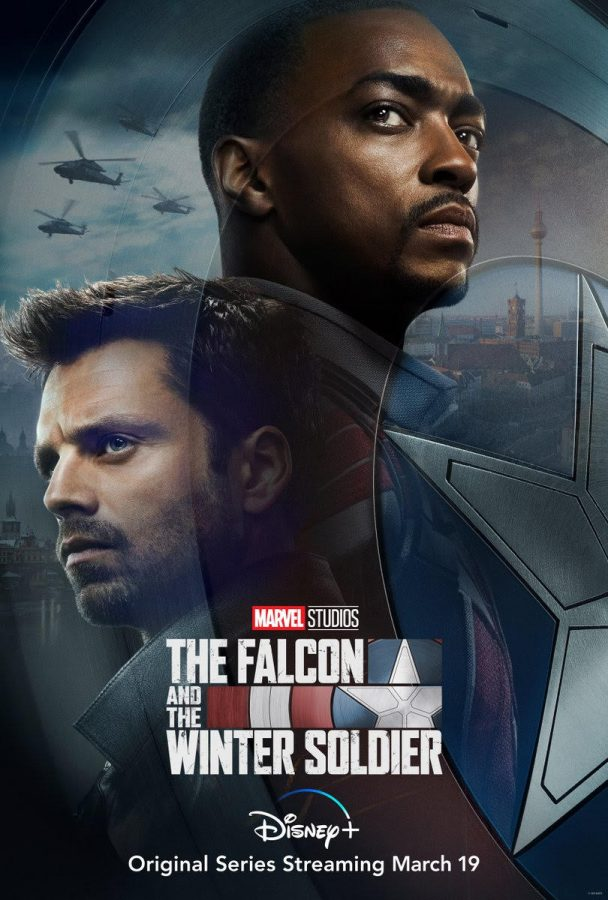 THE LEGACY OF THE SHIELD. Bucky Barnes accompanies Sam Wilson on his journey of uphold the legacy of the Captain America shield in the new series, Falcon and the WInter Soldier.