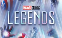 REVISITING THE PAST. Marvel Studios' new series,