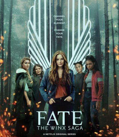 CLASS IS IN SESSION. The six episodes of Fate: The Winx saga will introduce you five teenage fairies and their life at their school, Alfea.