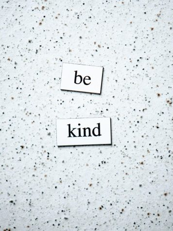 BE KIND. Feb. 17 is designated as Random Act of Kindness Day, but practicing random acts of kindness can always be beneficial.