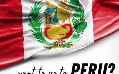 PERU BOUND. Spanish teacher Nicole Ibarra is organizing a trip with EFTours to Peru.