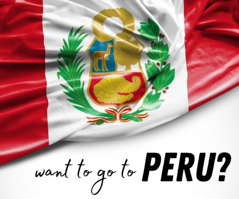 PERU BOUND. Spanish teacher Nicole Ibarra is organizing a trip with EFTours to Peru.