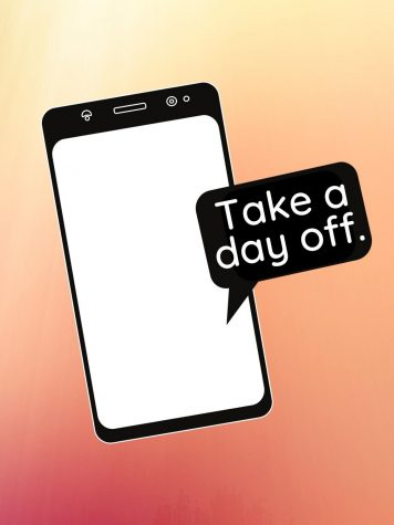 March 5th is National Day of Unplugging. The day is meant to give Americans a break from social media, constant text messages and information overload.