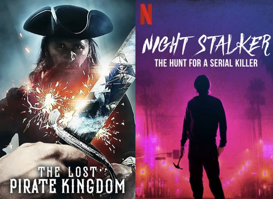 Stunning shows. Netflix adds new documentaries to platform.