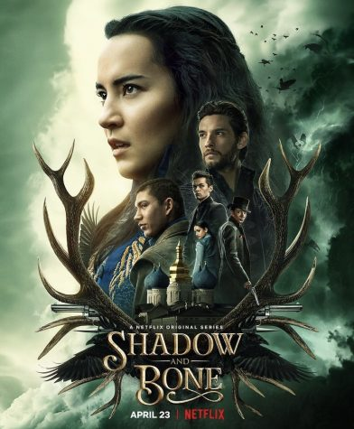 """The new Netflix show """"Shadow and Bone""""is rated TV-14 and has become a hit nationwide since it"""