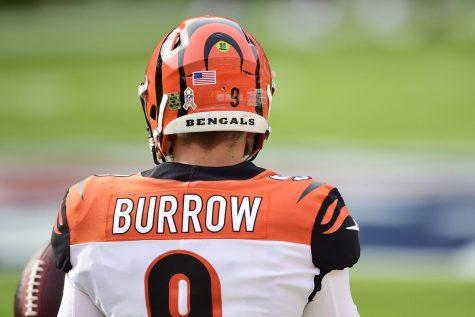 COMEBACK SEASON. After a painful injury last season,  Joe Burrow has made a full recovery.