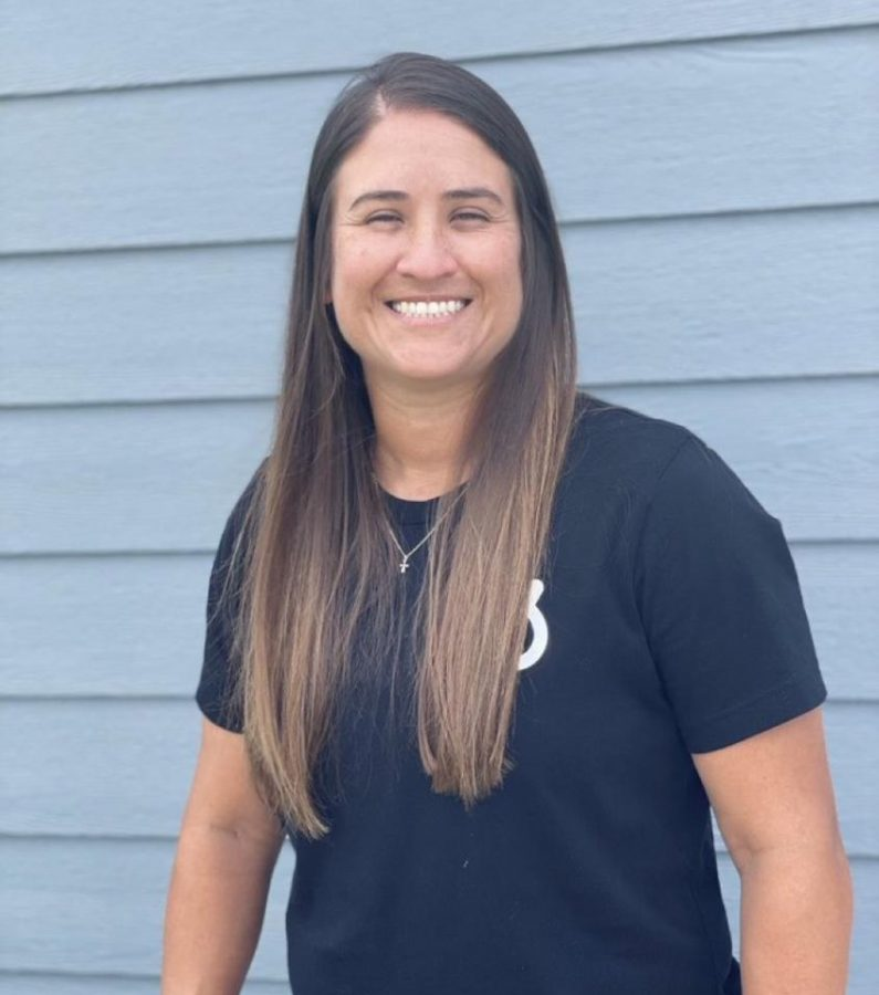 WELCOME TO THE FAMILY.  New to Willis ISD, Coach Leechelle Lara will coach the Lady Kats this season.