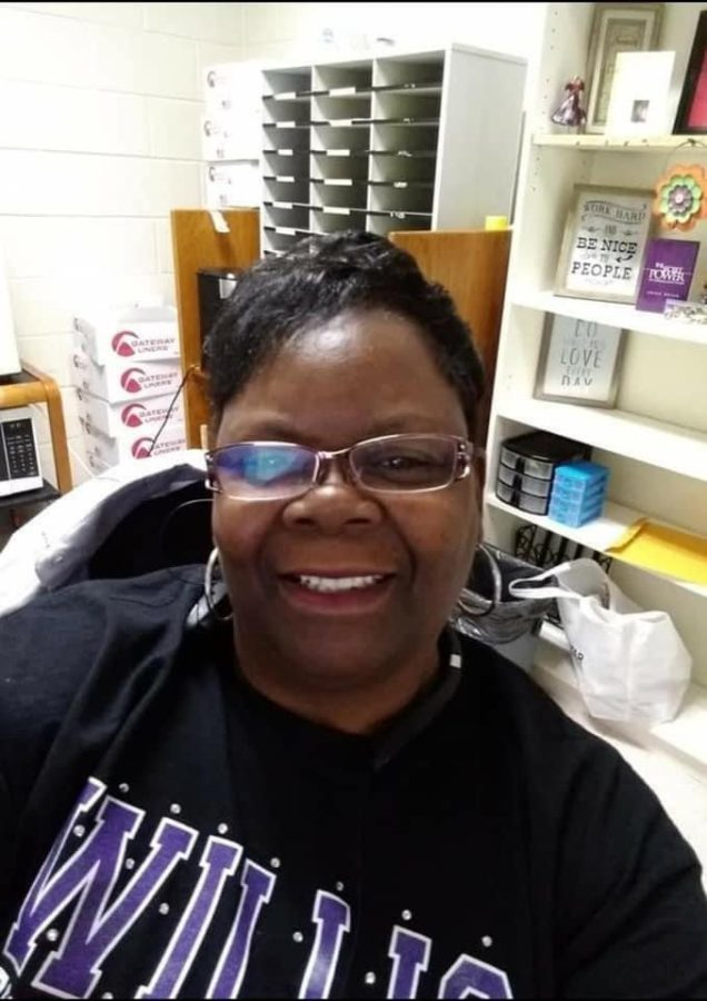 IN MEMORY OF MS. DENISE. The sudden death of long-time employee Denise Mathis has left a hole in hearts of those who knew her well.