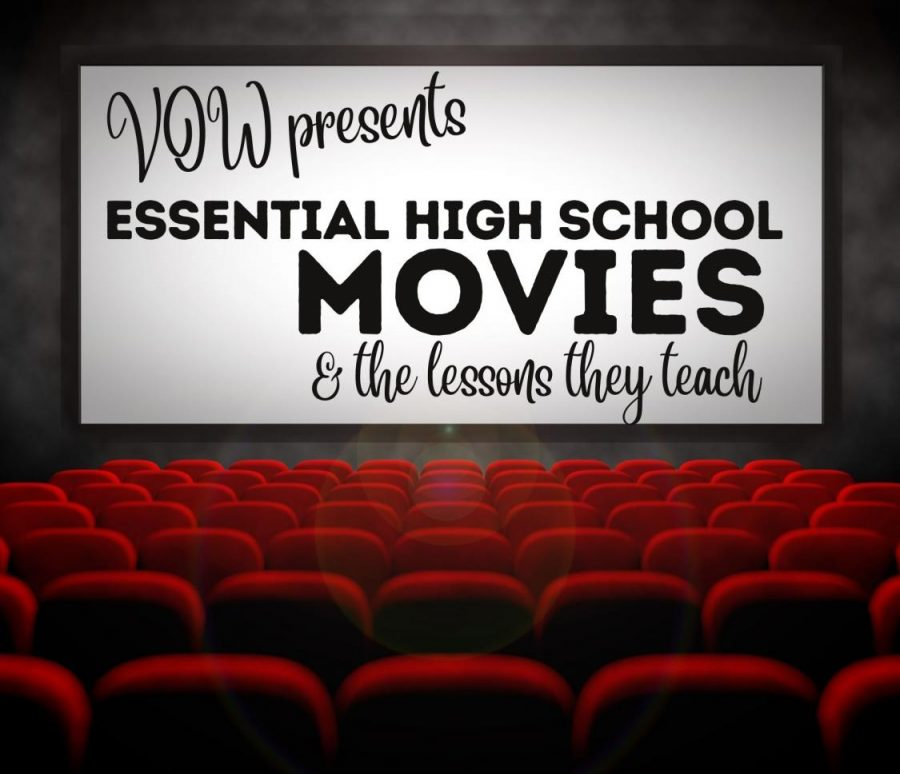 ESSENTIAL+HIGH+SCHOOL+MOVIES+AND+THE+LESSONS+THEY+TEACH.++Series+about+what+movies+can+teach+students+in+high+school.