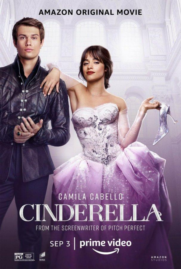 CINDERELLA STRIKES AGAIN. Musical superstar Camilla Cabello can't save this movie.