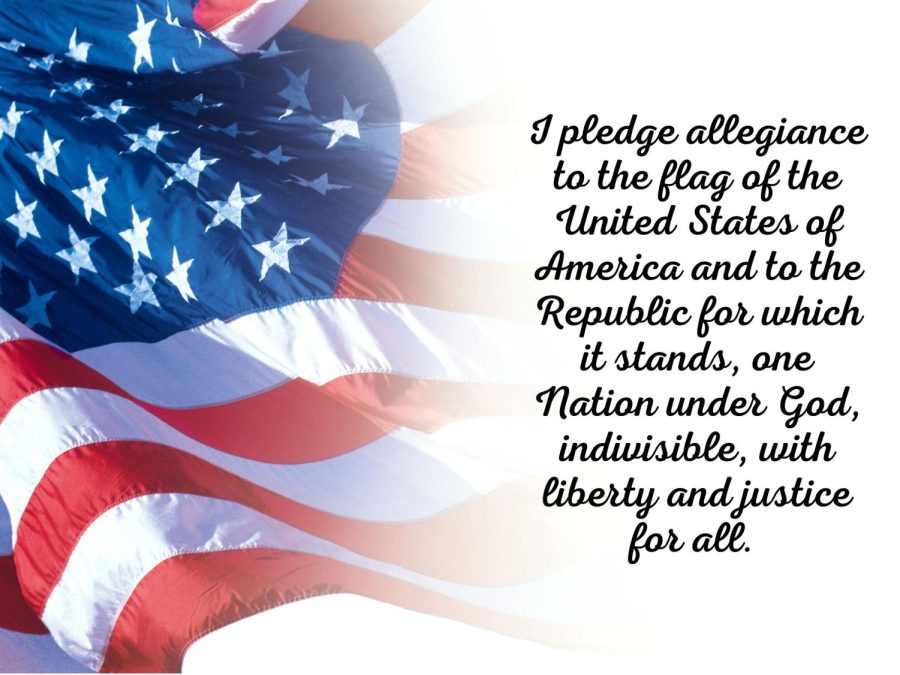 LOST MEANING. After over 100 years of reciting pledges in Americans classrooms, the tradition is under attack.