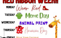 Dress up days set to commemorate Red Ribbon Week