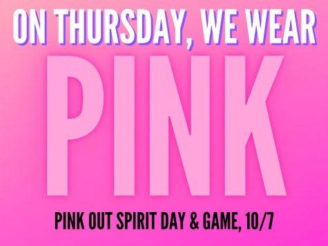 Wear pink on Thursday