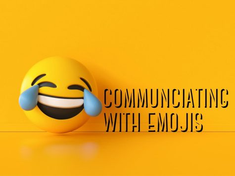 LOL. Many of the most popular emojis convey strong emotion. The top emoji is the face with the tears of joy.